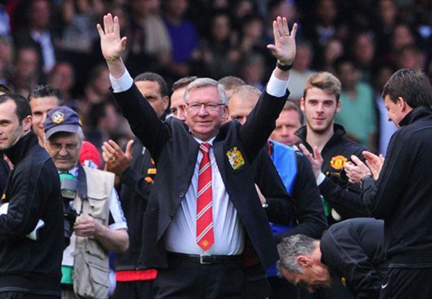 Sir Alex Ferguson Puji Manchester United Di Bawah David Moyes