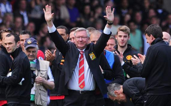 10 bn thng lm &quot;qu chia tay&quot; cho Sir Alex
