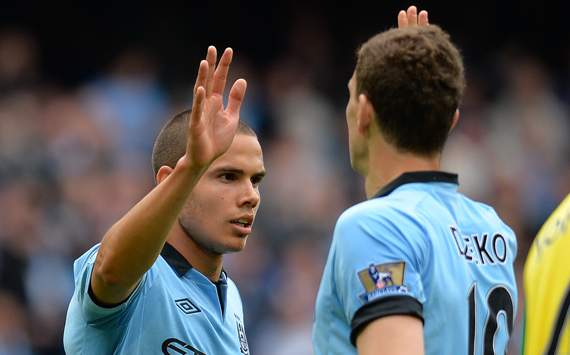 LIVE: Manchester City 2-3 Norwich
