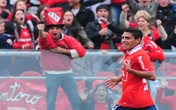 EN VIVO: Independiente 2 - 1 San Martn (SJ)