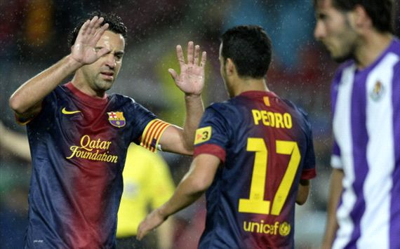 Barca continue 100-point hunt