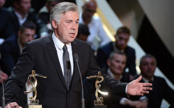 Ancelotti confirms Real Madrid approach