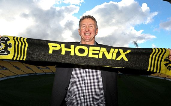 Former Victory coach Merrick wins Phoenix job