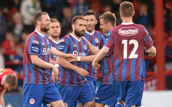 Airtricity Premier Division Team of the Week