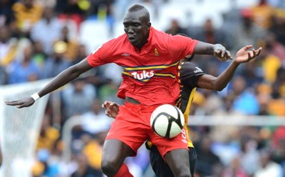 Niang signs for SuperSport United