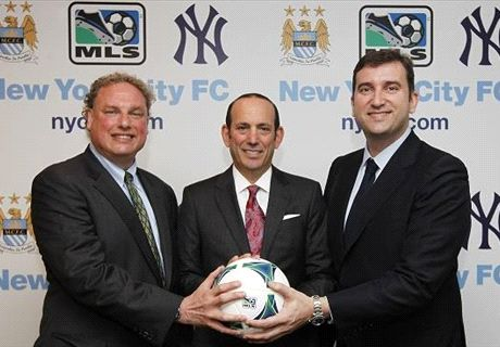 Man City To MLS