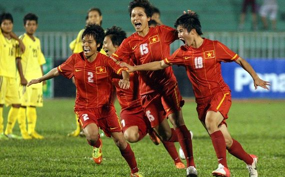 Vietnam to host 2014 Women's Asian Cup