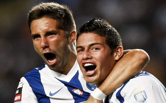 Monaco pay €70m for Porto pair