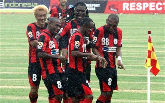 Persipura vs Sriwijaya FC
