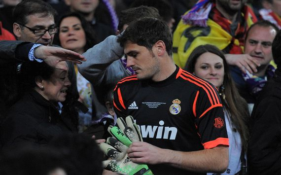 No Mourinho grudge for Casillas