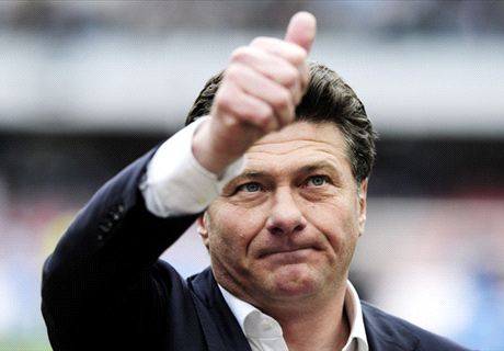 Walter Mazzarri named new Inter coach