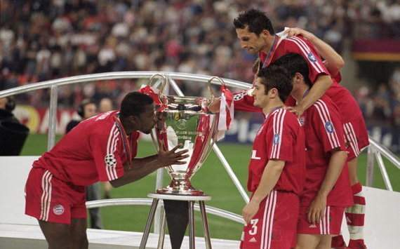 Kuffour: Bayern must win to match my team