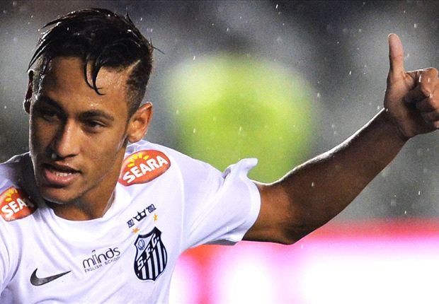 Barcelona to sign Neymar on five-year deal