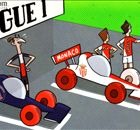 Cartoon: Monaco race into pole position