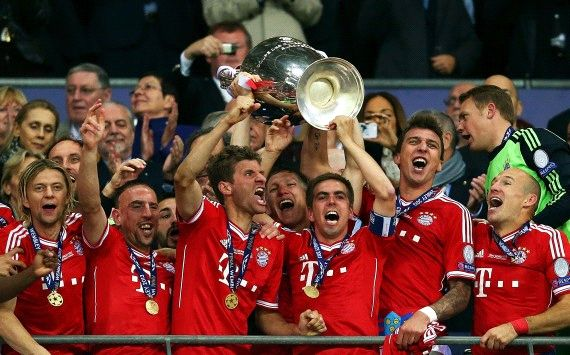 Robben seals Bayern redemption
