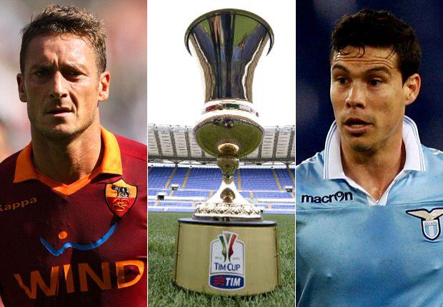 Hernanes e Totti, due possibili protagonisti della finale