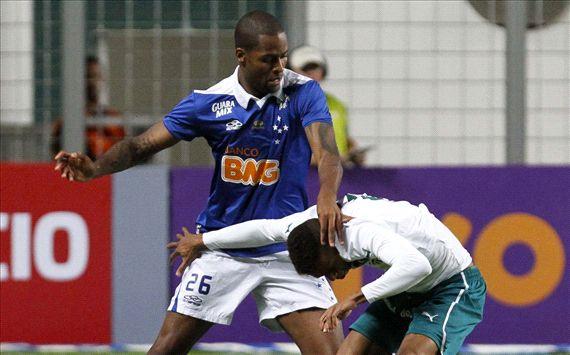 Dedé - Cruzeiro x Goiás