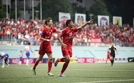 LionsXII go four clear at the top