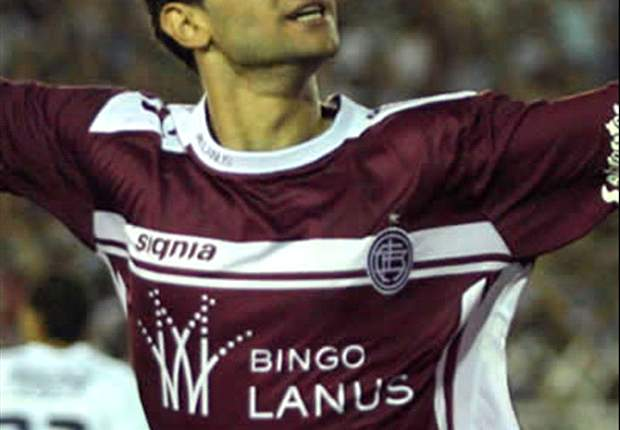 Valeri dreams of lifting Copa Libertadores with Lanus