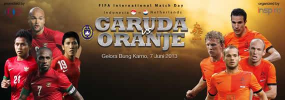 Garuda vs. Oranje