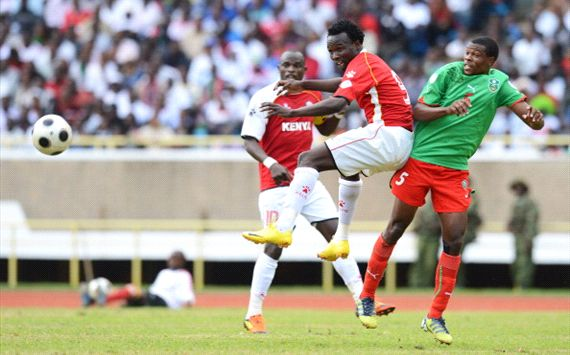 Aswani, Waruru out of Malawi trip