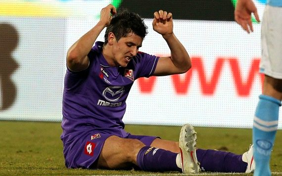 Jovetic keen to leave Fiorentina