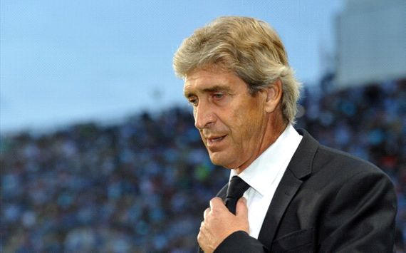 Pellegrini close to Man City job