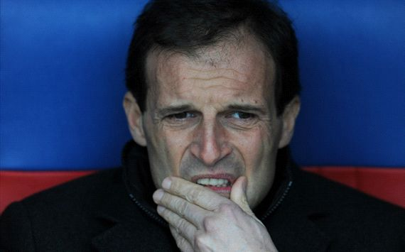 Allegri's fate to be decided on Sunday