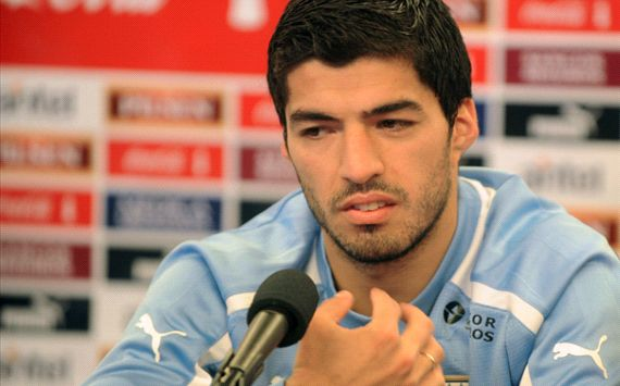 Suarez: Everyone wants to play for Real Madrid