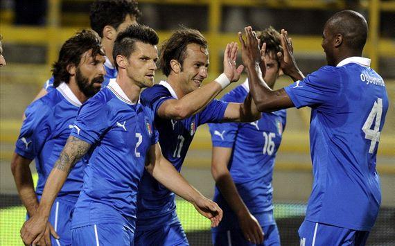 Timnas Italia siap bertarung di Piala Konfederasi 2013