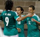MARSHALL: What's the problem with El Tri's attack in 2013?