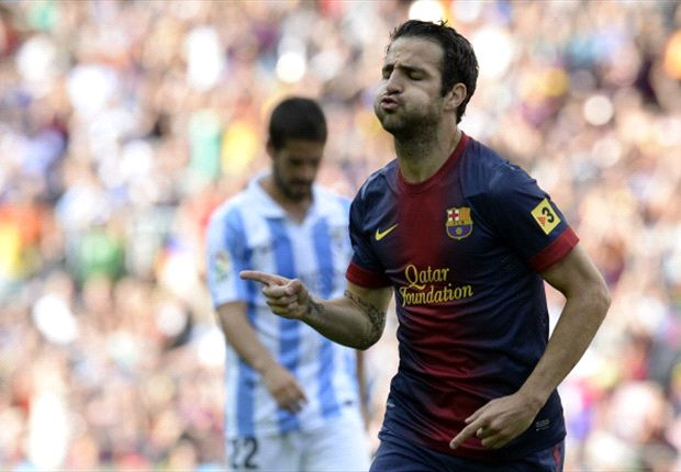 Fabregas set for talks to clarify Barcelona future