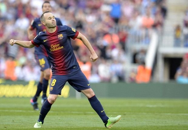 La Liga Spanyol Iniesta Kami tidak dalam performa puncak di semi-final