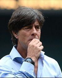 Joachim Low, DT de Alemania