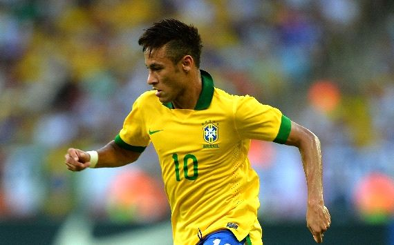 'Neymar will shine at Confederations Cup'