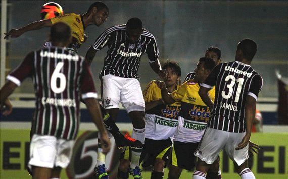 Fluminense x Criciuma