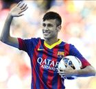 PHOTO GALLERY: Neymar joins FC Barcelona