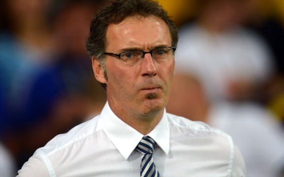 Blanc dismisses PSG and Roma links