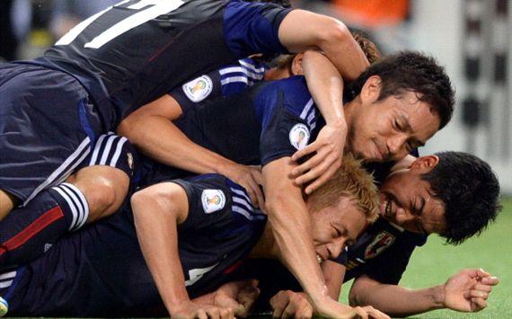 祝!ブラジルワールドカップ出場権獲得