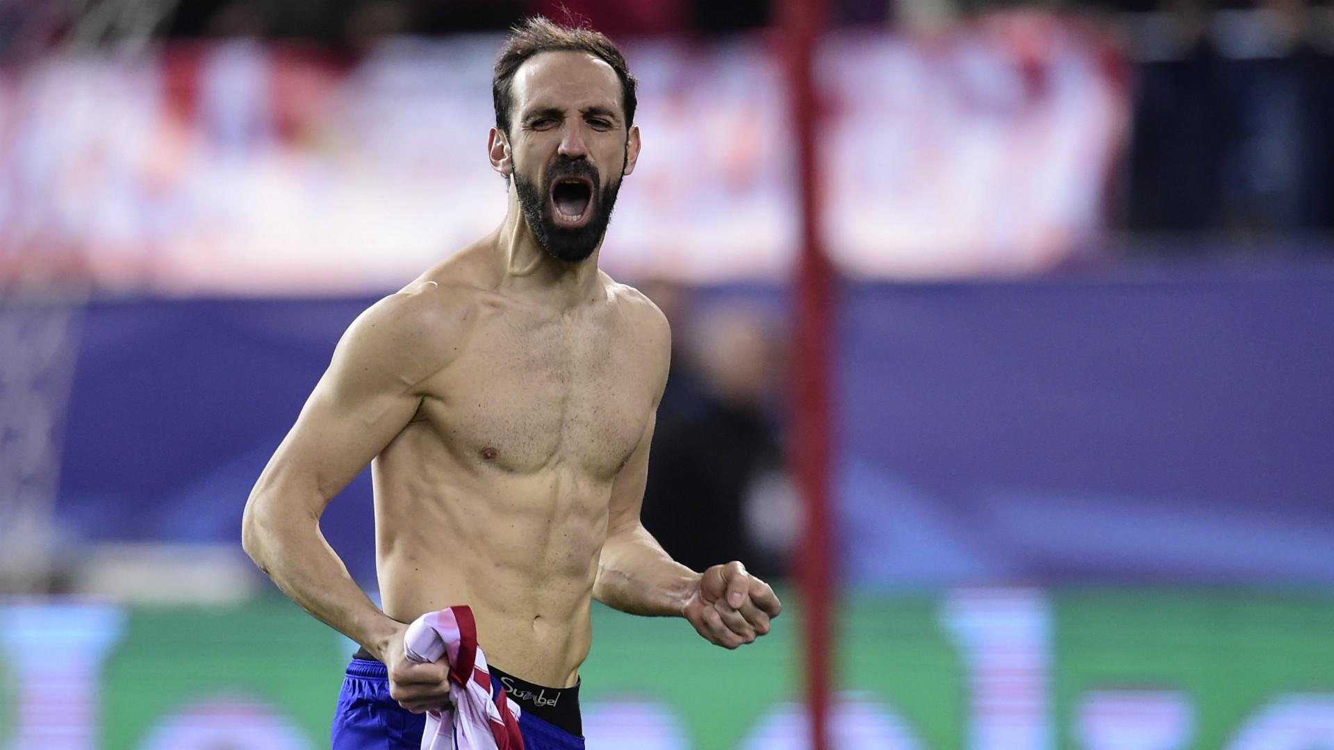 Atletico en los penaltis, Bayern en un partidazo y Barça y City a cuartos.