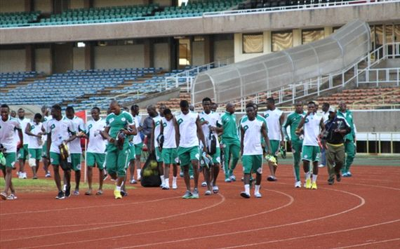 Eagles to arrive in Brazil on Saturday