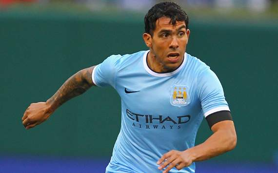 Galliani hints at Milan move for Tevez
