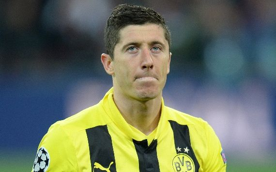 Lewy not giving up on Bayern move