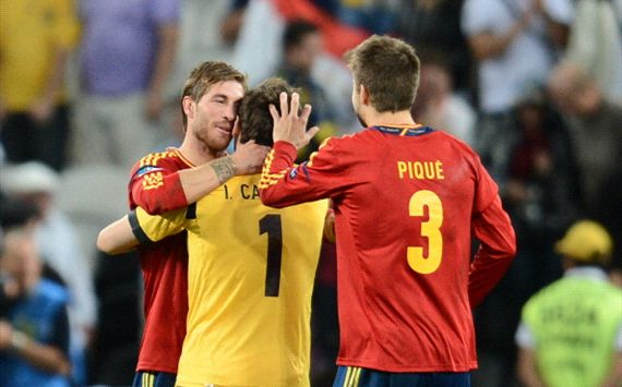 جرارد پیکه: نزدیک بود مورینیو باعث اختلاف در تیم ملی اسپانیا شود