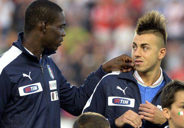 El Shaarawy: Balotelli's temper is penalising Milan