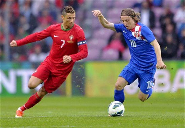 Ronaldo v Ibrahimovic - Who does the World Cup need more?