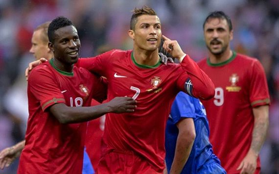 Ronaldo consigns Croatia to defeat