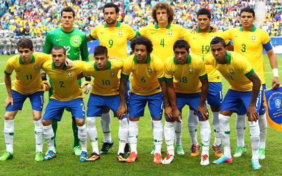 Resultado de imagem para brasil copa das confederações 2013
