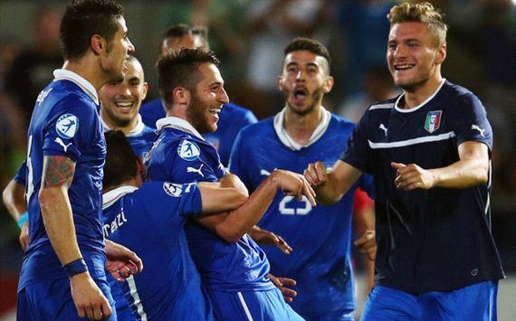 U21 Italia vs U21 Hà Lan