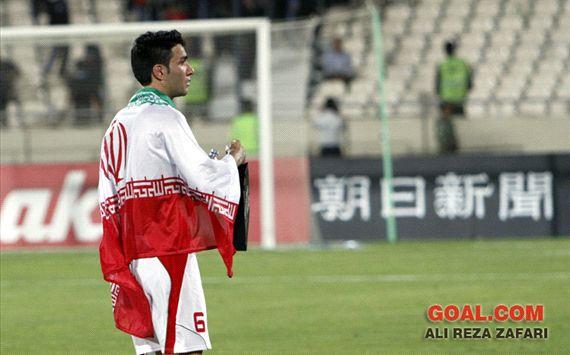 نکونام برترین گلزن ایران در راه برزیل